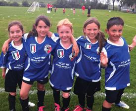 Oshawa Kicks Soccer Club