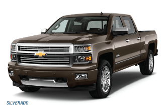 Cevrolet Silverado Brown