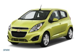 Chevrolet Spark Green