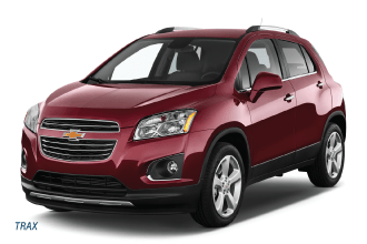 Chevrolet Trax Red
