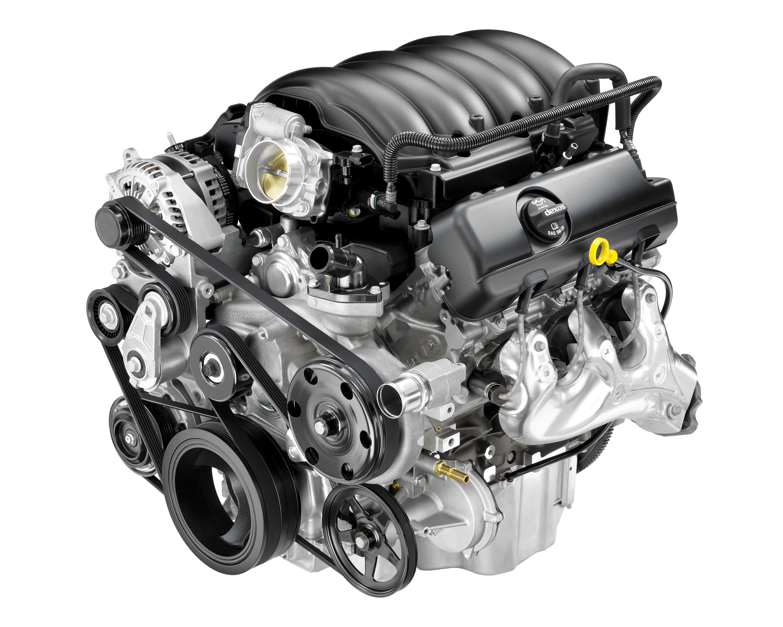 2014 4.3L V-6 EcoTec3 AFM VVT DI (LV3) for Chevrolet Silverado