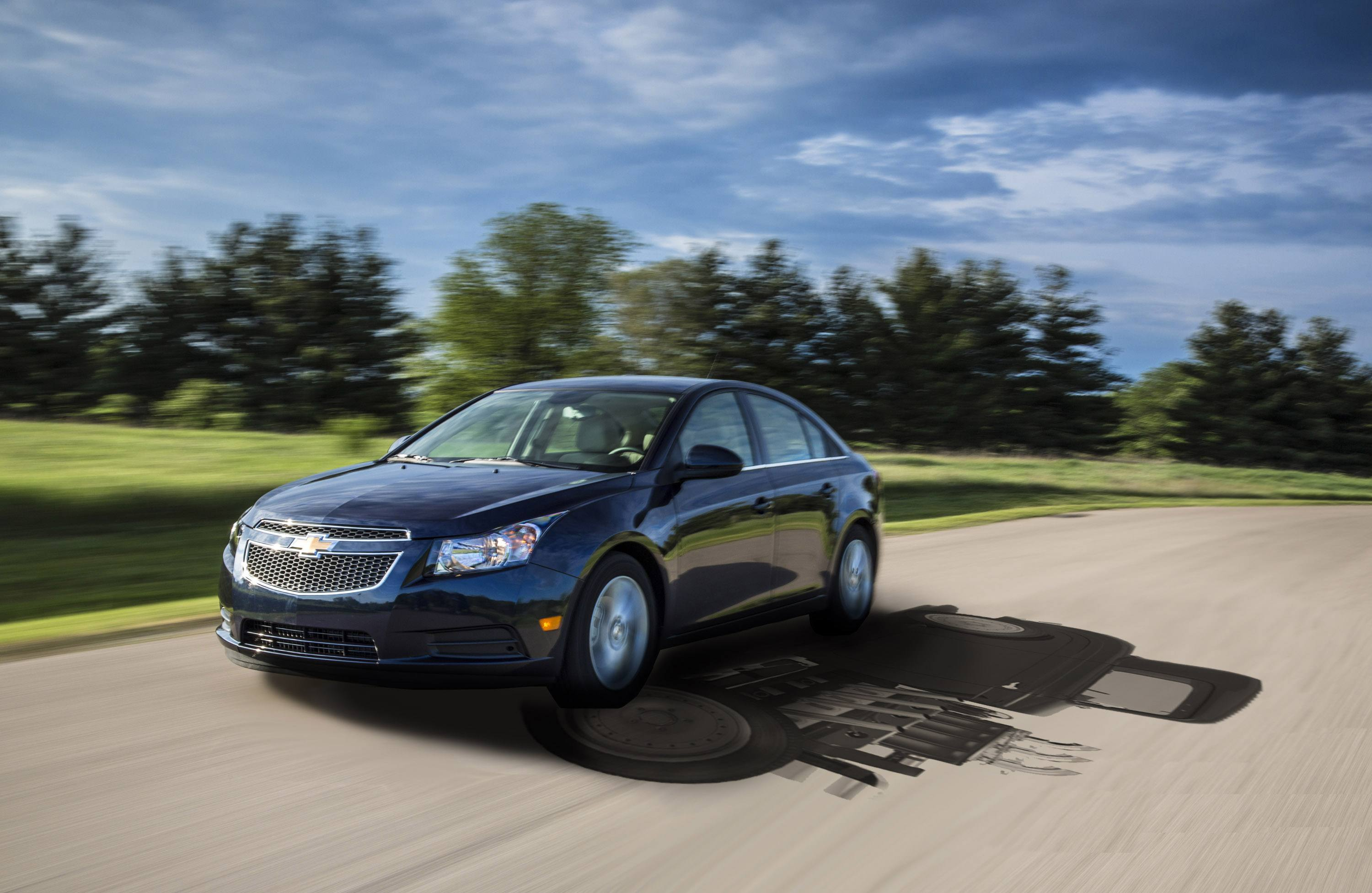 2014 Chevrolet Cruze Clean Turbo Diesel at Ontario Motor Sales