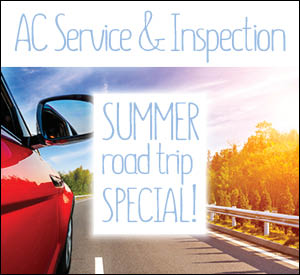 AC Summer Service Special