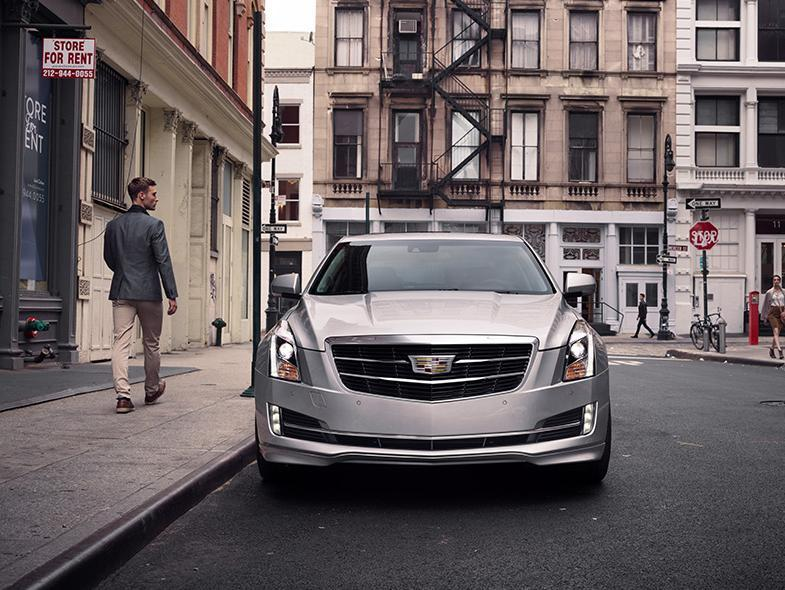 Your Cadillac Certified Pre-owned Vehicle includes a 30 day or 2500km exchanvge privilege