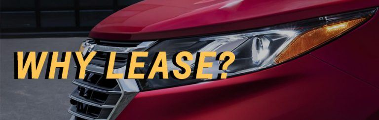 Why Lease?