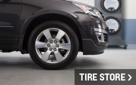 Visit the Ontario Motor Sales' Tire Store
