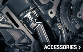 See what accessories are available for your vehicle