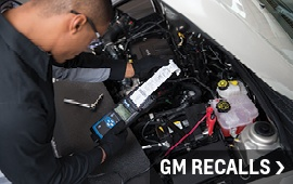 GM Recall Information Centre