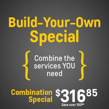 Build-Your-Own Special