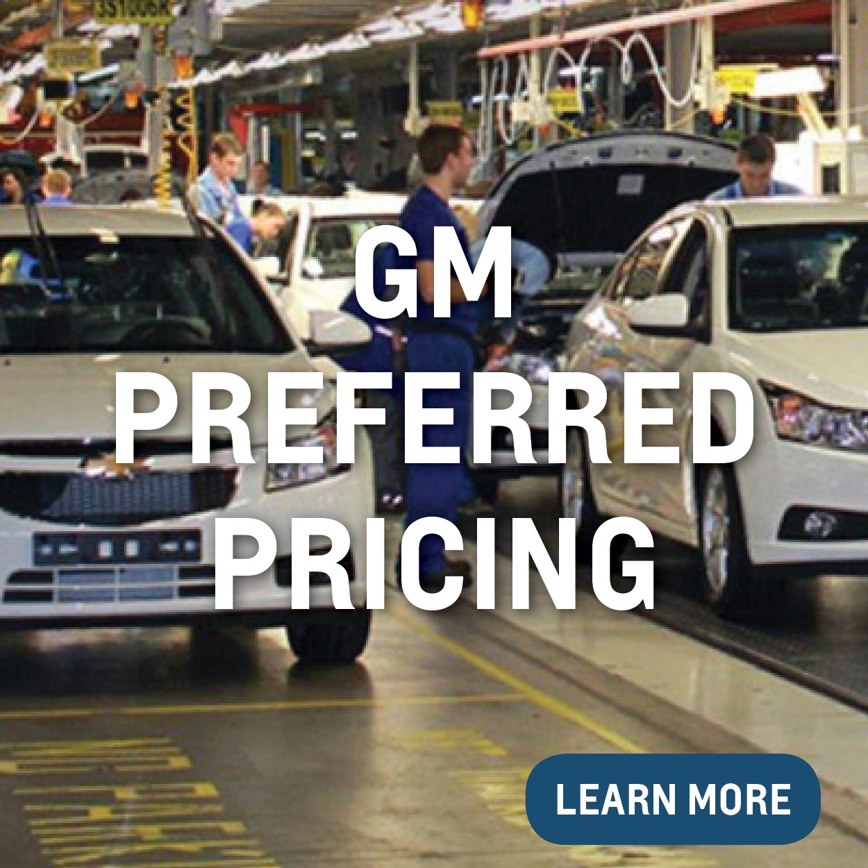 GM Preferred Pricing Program