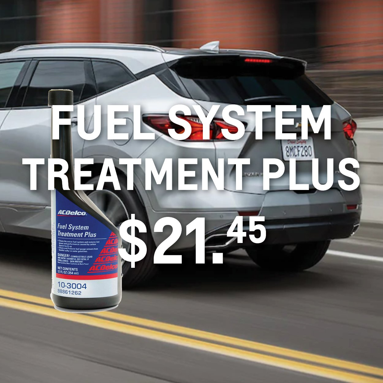 Fuel System Treatment PLus