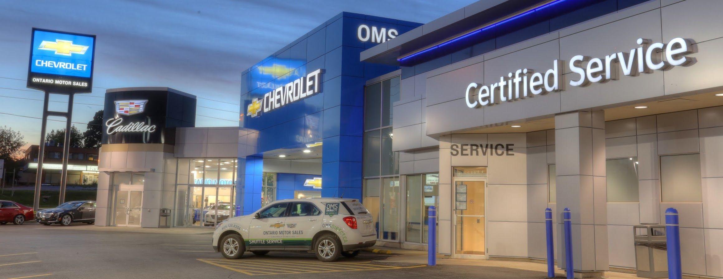 Service-centre