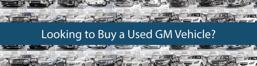 Used GM