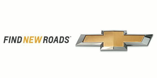 Chevrolet Find New Roads Logo