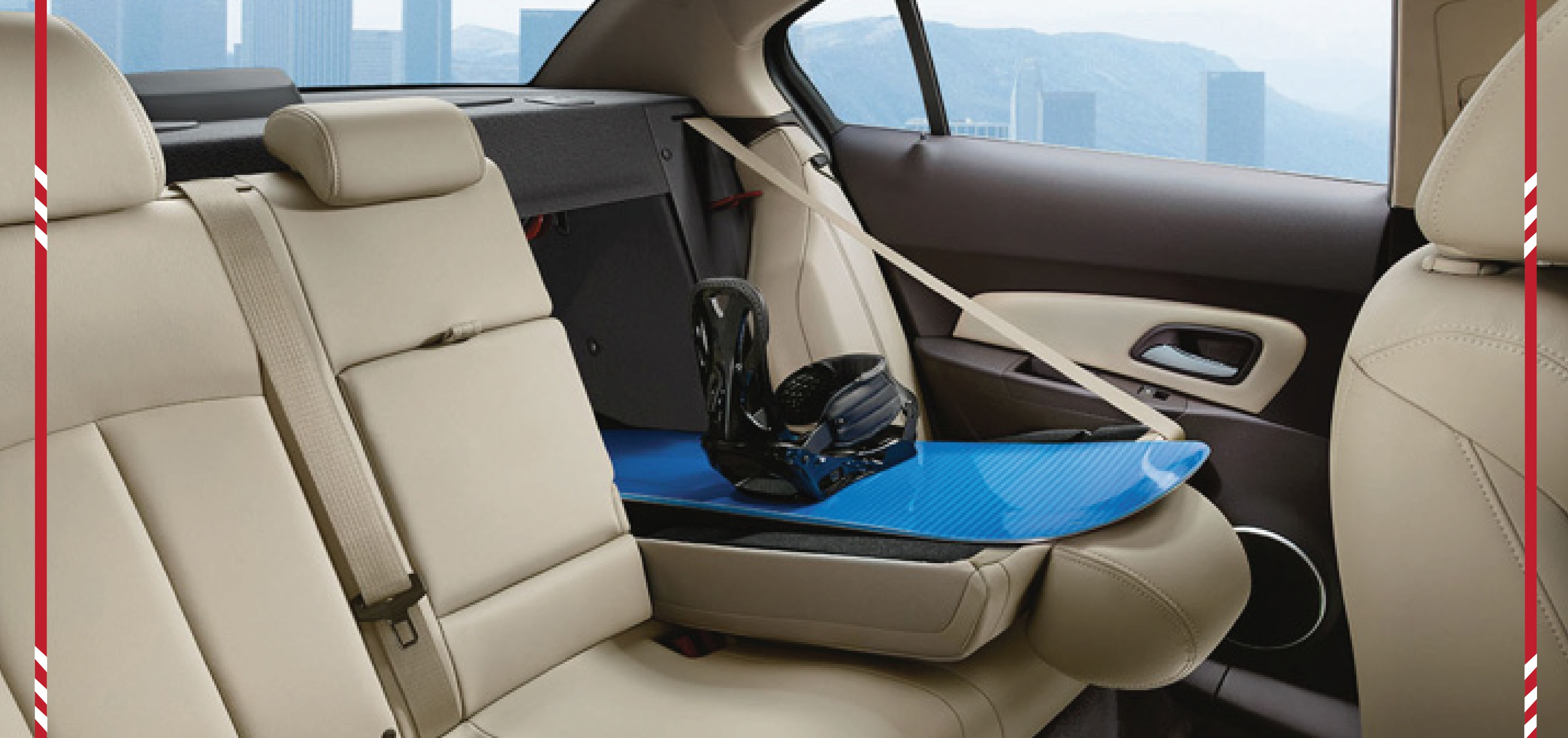 Chevrolet Cruze Interior 8