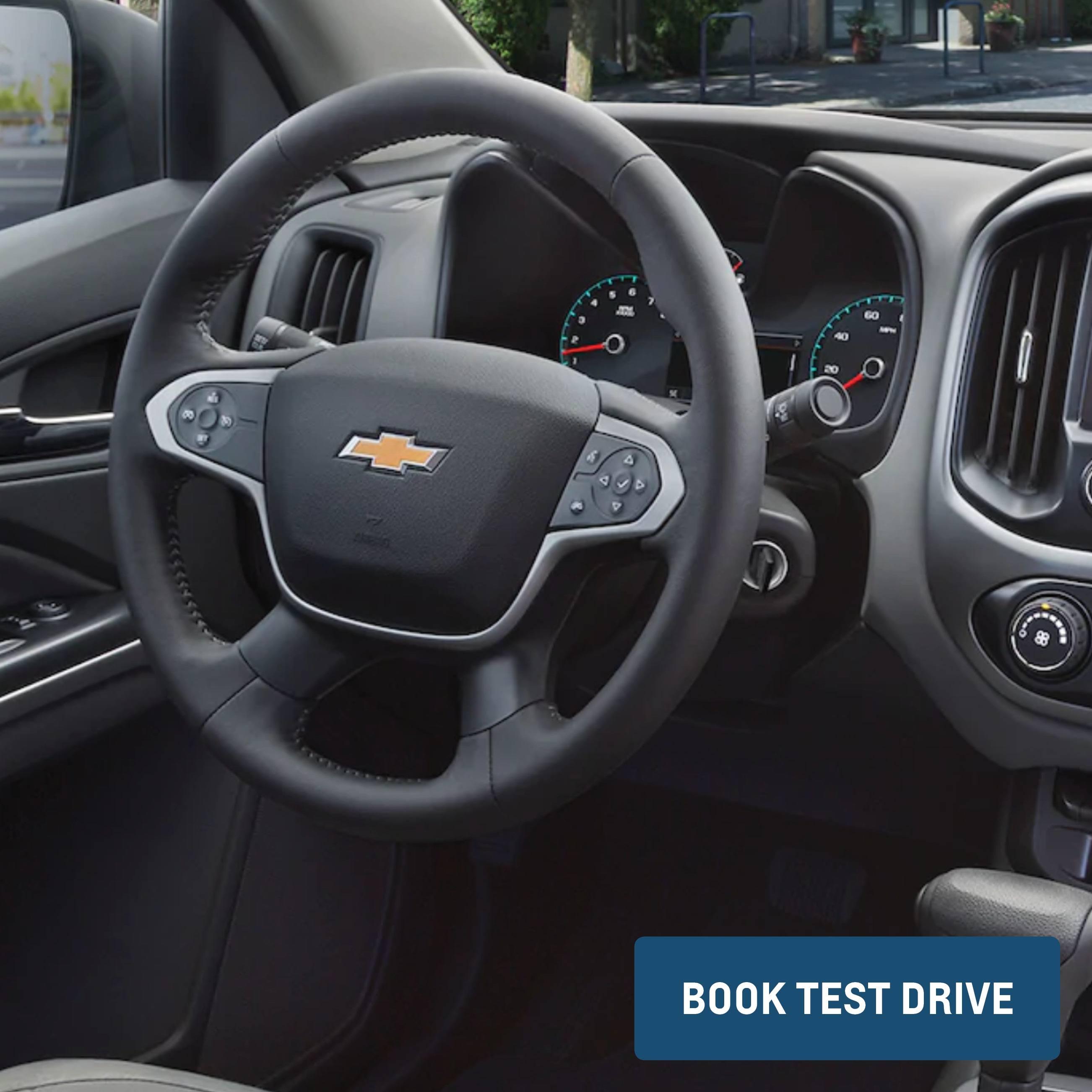 Book Test Drive
