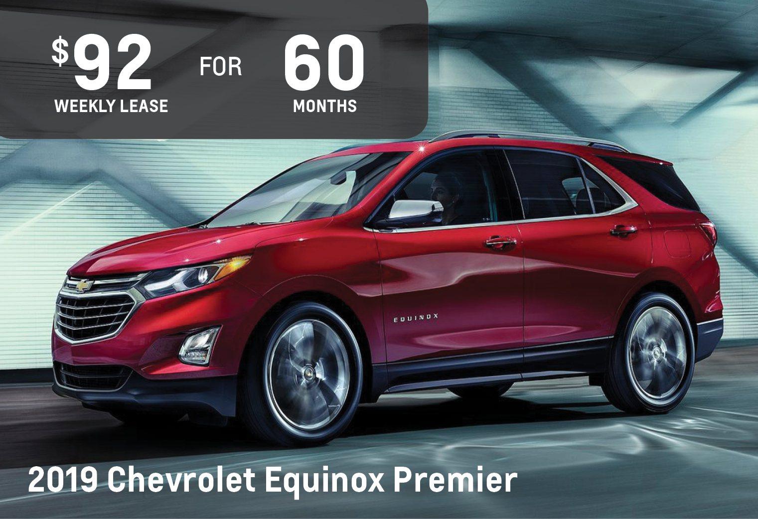 2019 Chevrolet Equinox - GM Employee Sale - Ontario Motor Sales