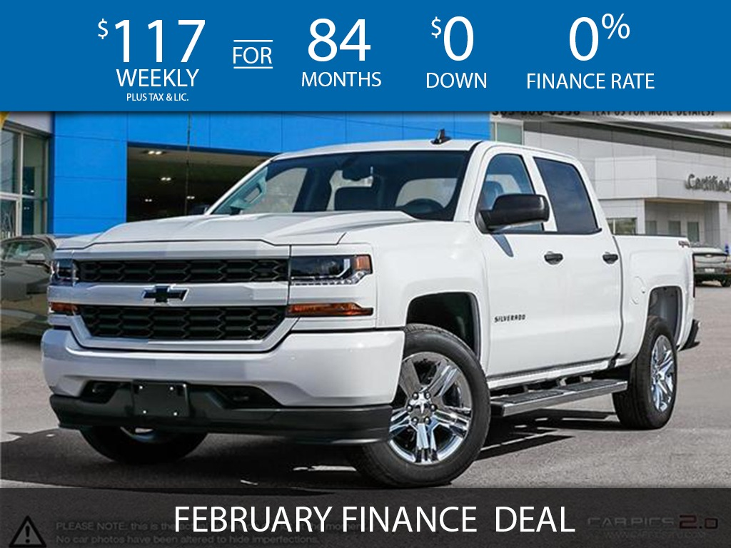 oms truck of the month