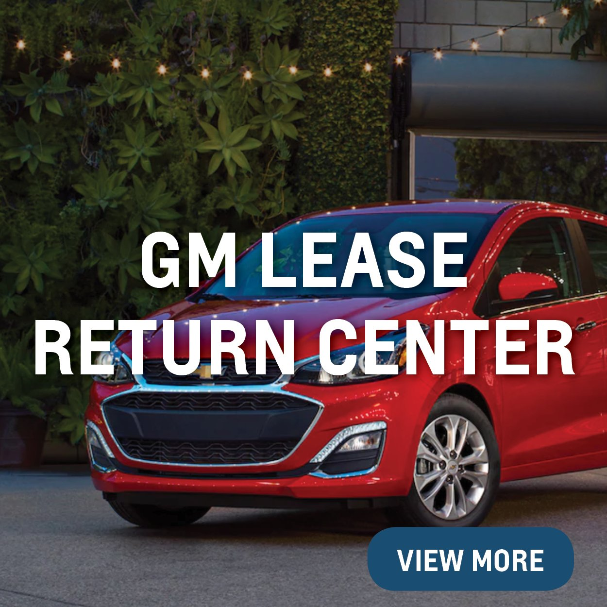 GM Lease Return Center