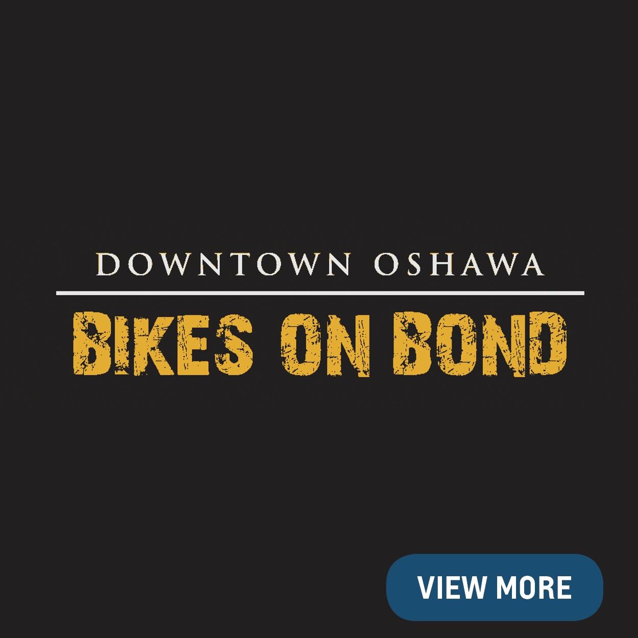 Bikes on Bond