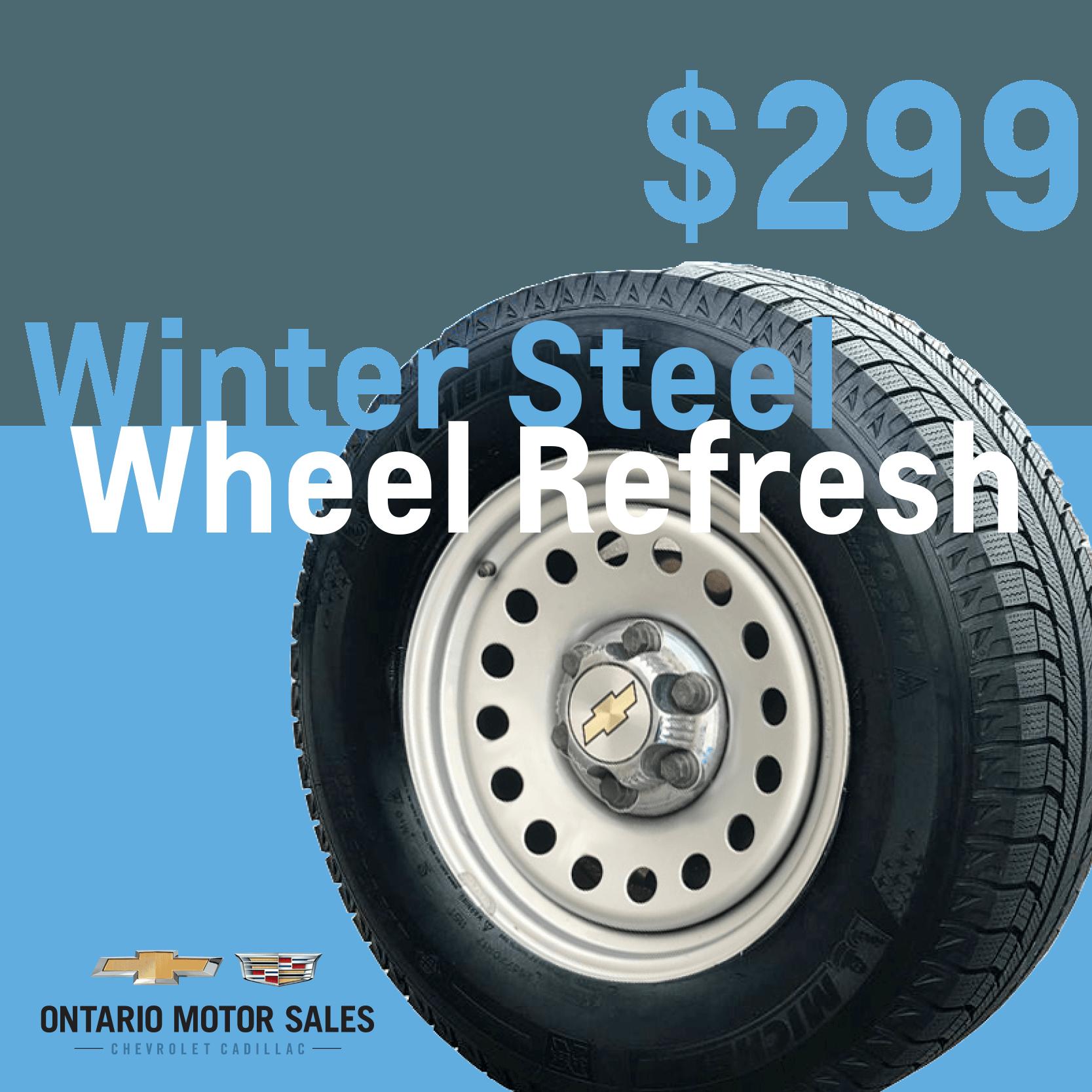 Parts Specials Ontario Motor Sales