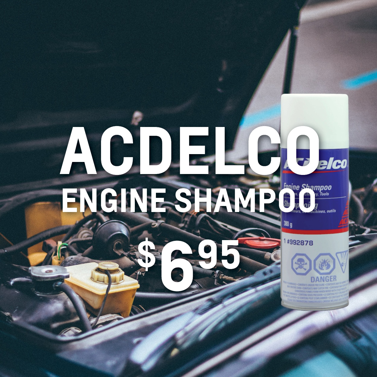 ACDelco Engine Shampoo
