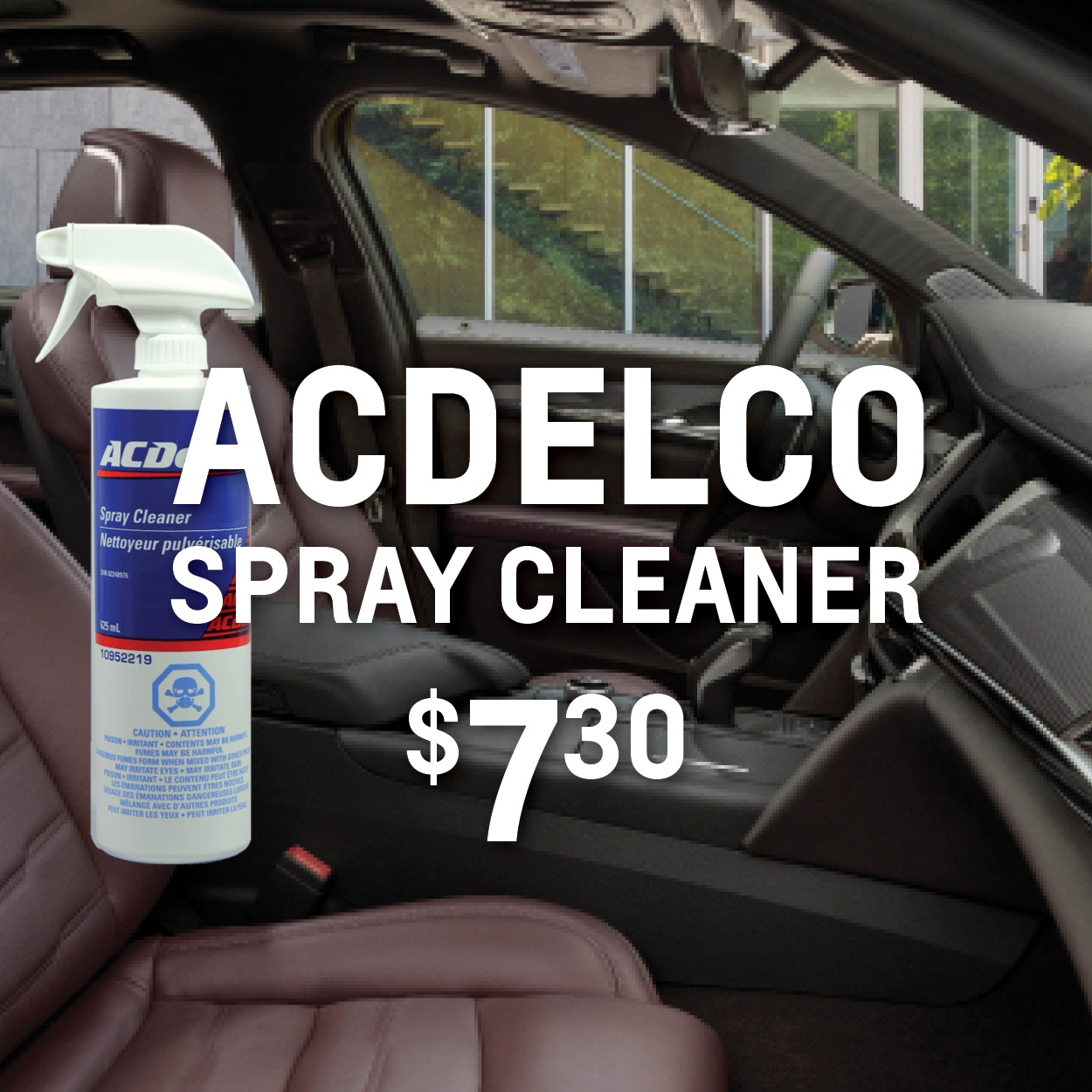 ACDelco Spray Cleaner