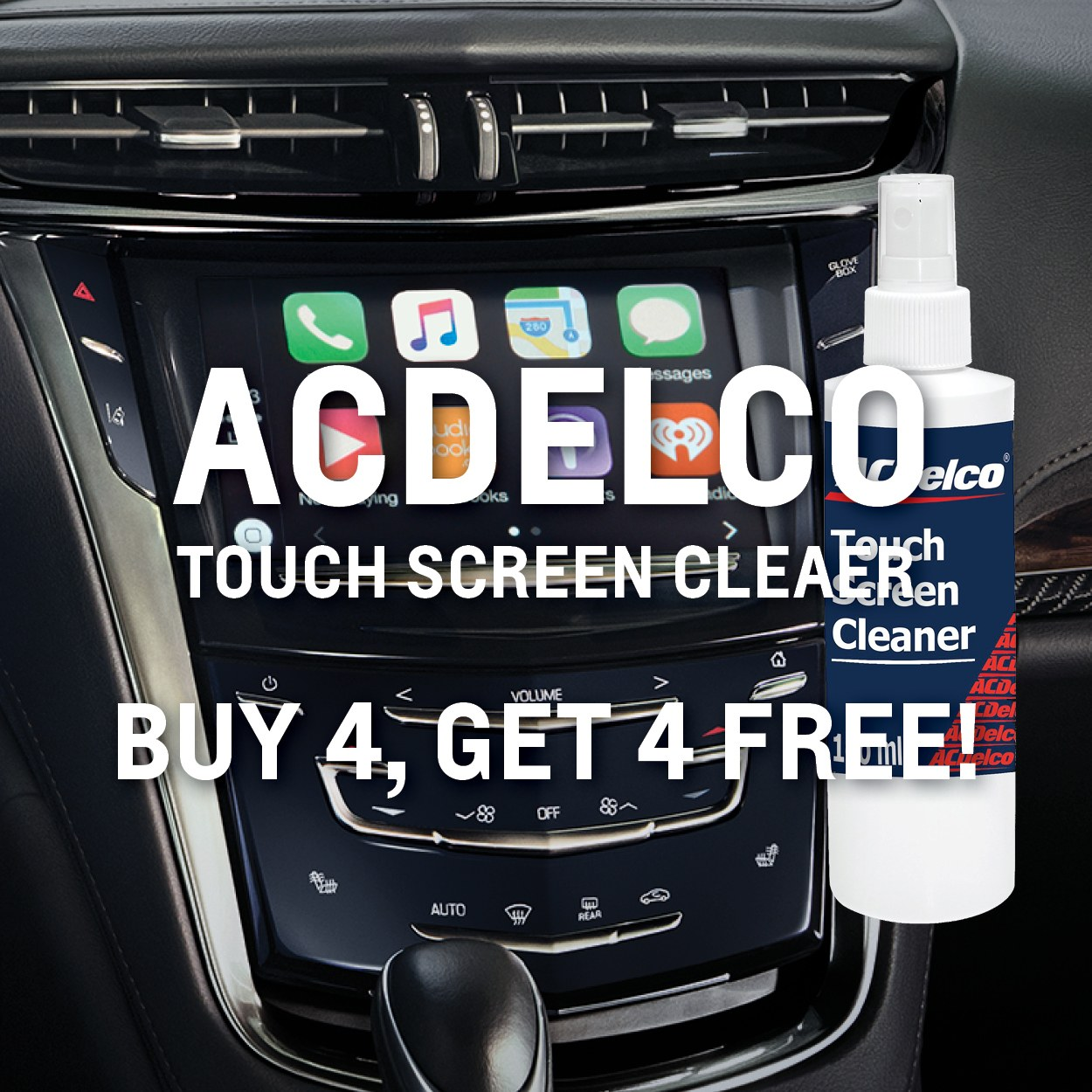 ACDelco Touch Screen Cleaner