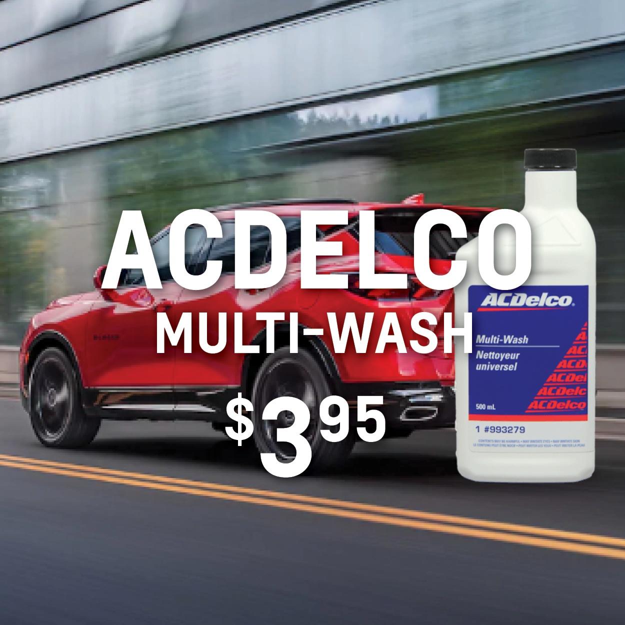 ACDelco Multi-Wash
