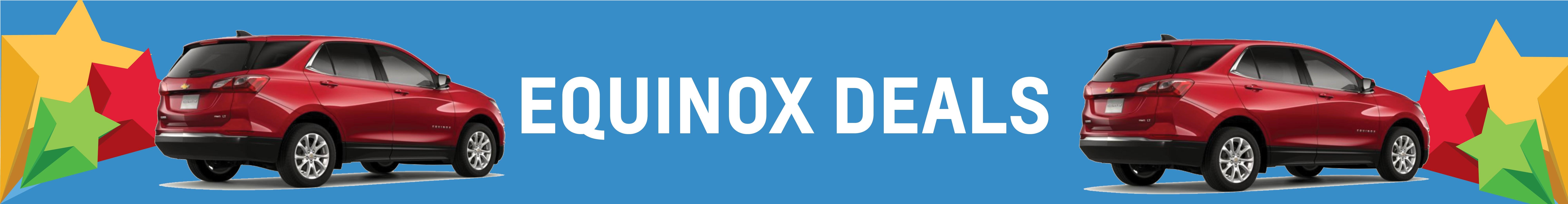 Equinox Deals