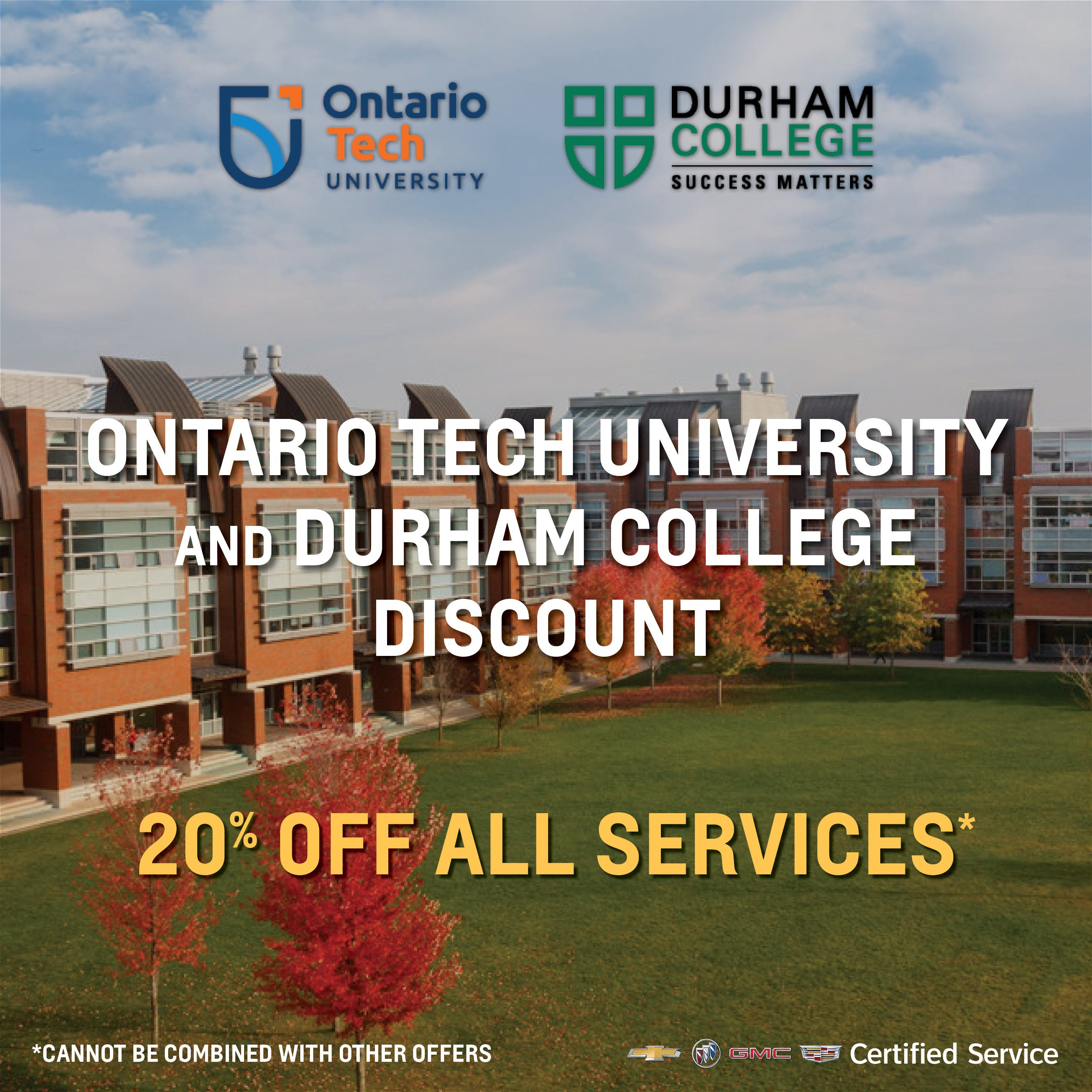 Ontario Tech University and Durham College Offer