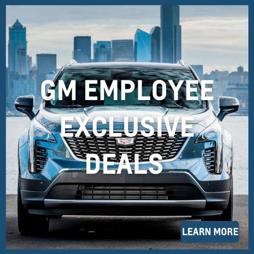 GM Employee Deals