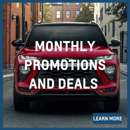 Current Promotions & Deals