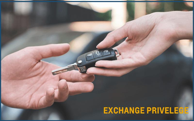 Exchange Privilege