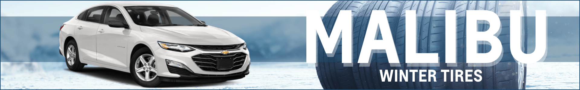 Malibu winter tire deals in Oshawa