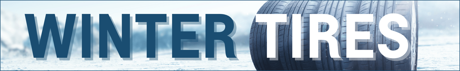 Winter Tire Deals in Oshawa