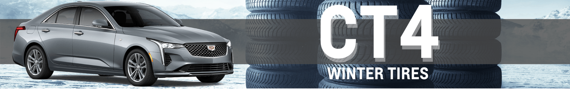 CT4 Winter tire deals