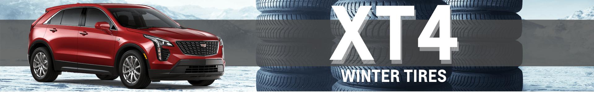 XT4 winter tire deals