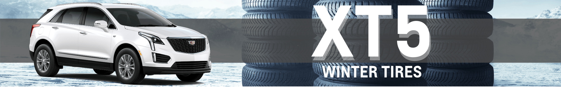 XT5 winter tire deals