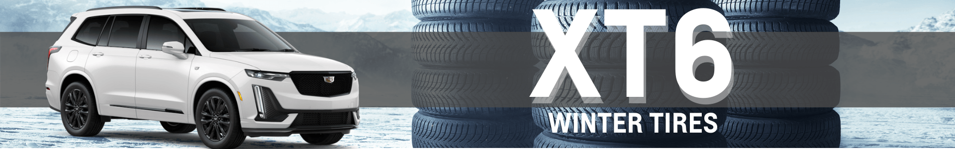 XT6 winter tire deals