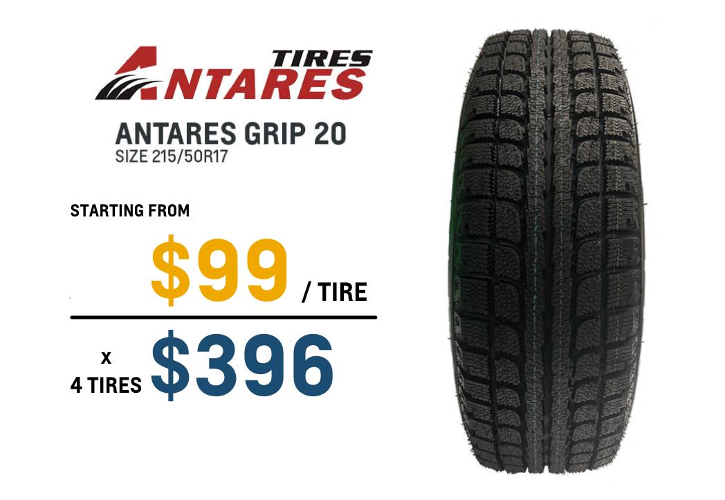 Antare Winter Tire deals
