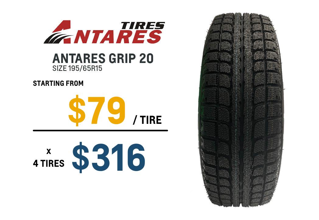 Antares winter tire deals