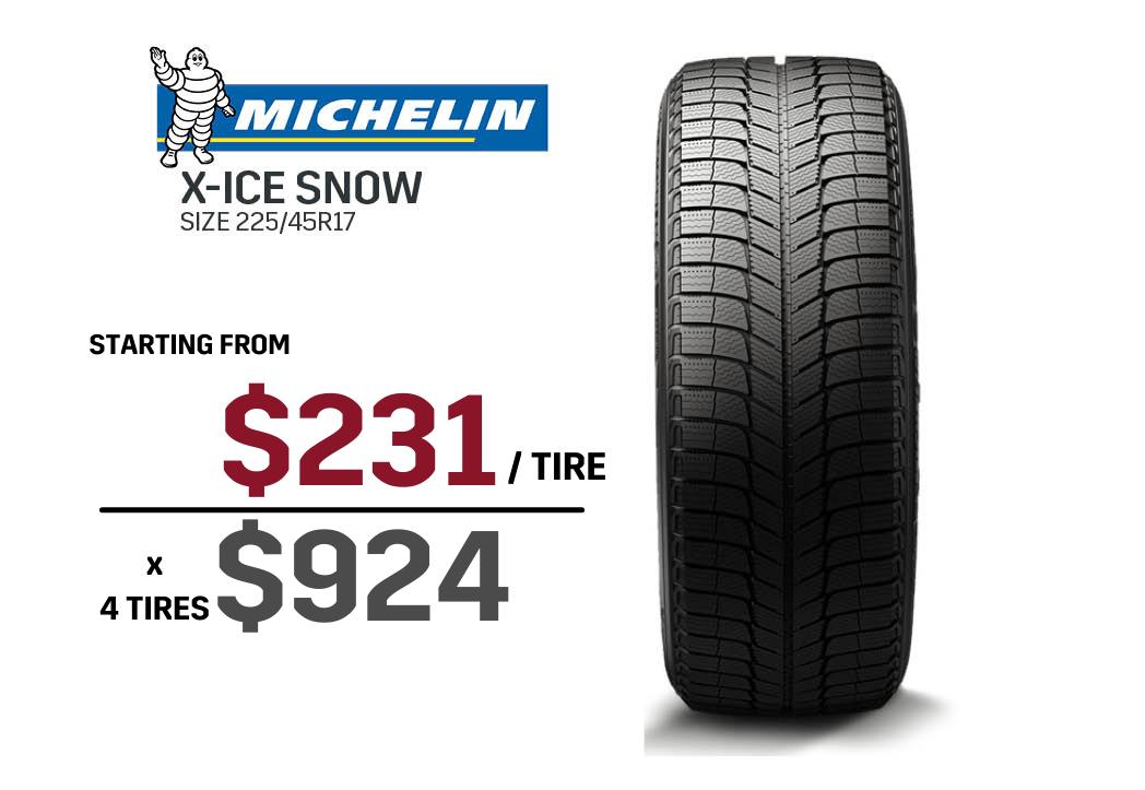 ATS Winter tire deals in Oshawa