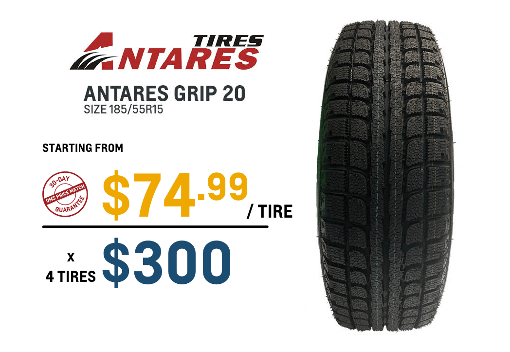 Antares winter tire deals