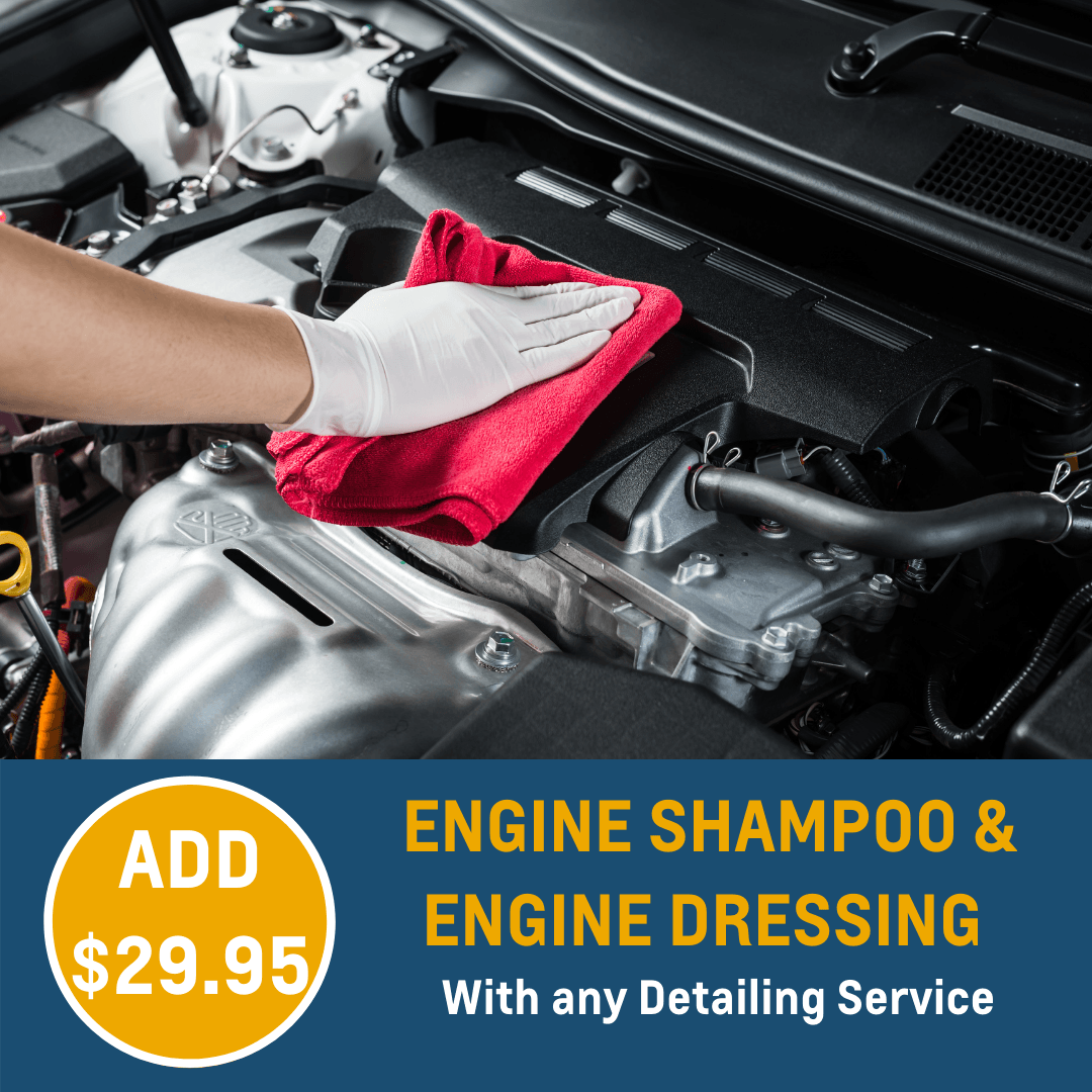 Vehicle Detailing in Oshawa
