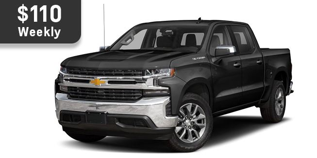 Chevrolet Silverado Custom Trail Boss