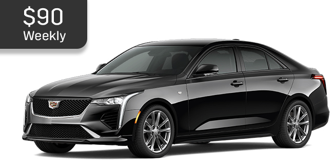 Cadillac CT4 Sport