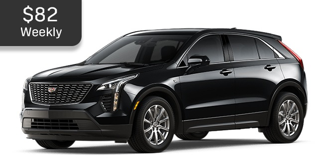 Cadillac XT4 Luxury