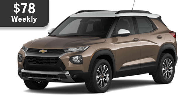 2021 TRAILBLAZER ACTIV
