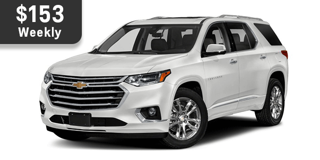 2021 TRAVERSE HIGH COUNTRY
